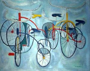 Retro #7 Bikes